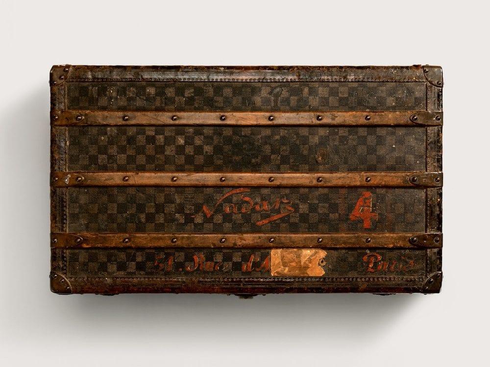 Louis Vuitton historischer Koffer