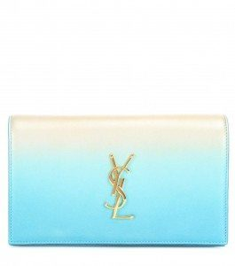 Saint Laurent Clutches aus Leder