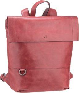 Vintage Rucksack von Picard Rosa