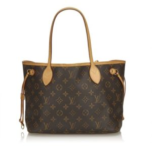 Louis Vuitton Neverfull Monogram Canvas