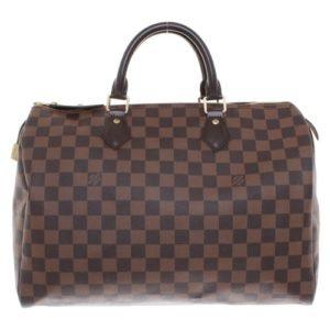 Louis Vuitton Taschen: Speedy 35 Damier Ebene Canvas