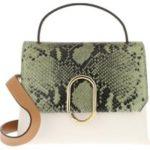 3.1 Phillip Lim Satchel Bag – Alix Mini Top Handle Satchel Green Multi – in bunt – für Damen