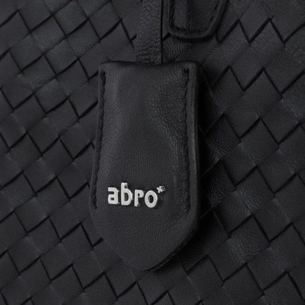 Abro-Tote-Handle-Bag-Gunda-Big-Black-Nickel-in-schwarz-fuer-Damen-27139210299-1