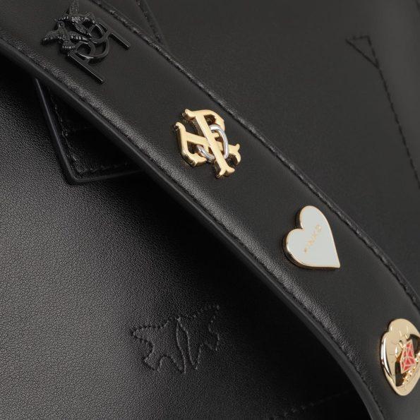 Pinko-Satchel-Bag-Love-Classic-Icon-Simply-Flap-Wallet-Black-in-schwarz-fuer-Damen-27379836127-1