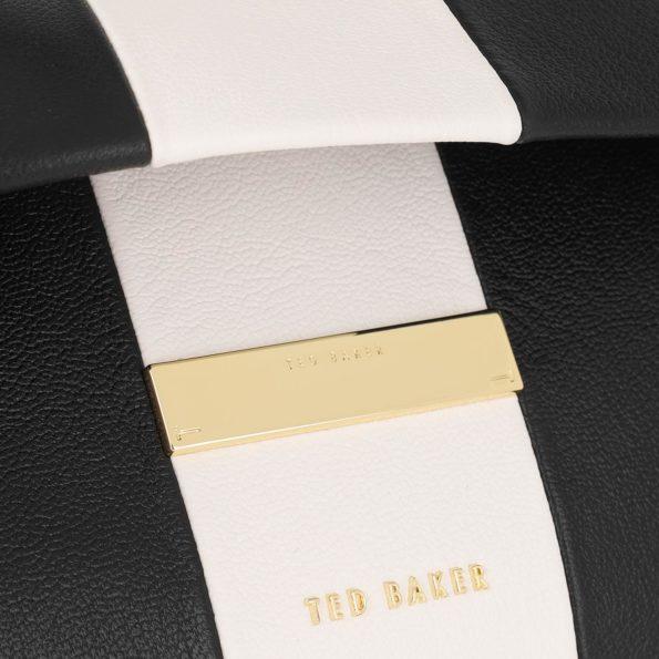 Ted-Baker-Umhaengetasche-Aliva-Stripe-Metal-Plaque-Crossbody-Bag-Black-in-schwarz-fuer-Damen-27356089397-1