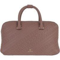 Aigner Bowling Bag - Milano Handbag - in braun - für Damen