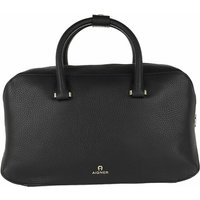 Aigner Bowling Bag - Milano Handle Bag - in schwarz - für Damen