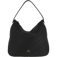Aigner Hobo Bag - Milano Hobo Bag - in schwarz - für Damen
