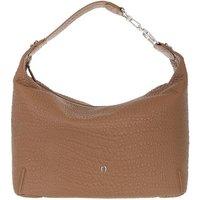 Aigner Hobo Bag - Palermo Hobo Bag - in braun - für Damen