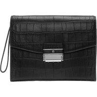 Aigner Laptoptaschen - Luca Mens Bag - in schwarz - für Damen