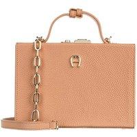Aigner Satchel Bag - Alexis Crossbody Bag - in braun - für Damen