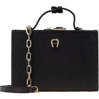 Aigner Satchel Bag - Alexis Crossbody Bag - in schwarz - für Damen