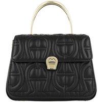 Aigner Satchel Bag - Genoveva Mini-Bag - in schwarz - für Damen