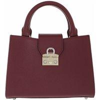 Aigner Satchel Bag - Mina Satchel Bag - in rot - für Damen