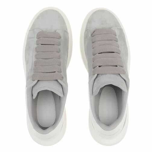 Alexander-McQueen-Sneakers-Sneakers-Leather-in-grau-fuer-Damen-30220188445-1