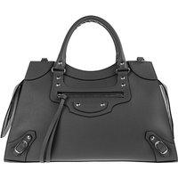 Balenciaga Crossbody Bags - Medium Neo Classic City Bag Leather - in grau - für Damen