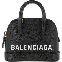 Balenciaga Crossbody Bags - Mini Top Handle Bag Leather - in schwarz - für Damen
