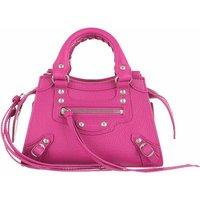 Balenciaga Crossbody Bags - Nano Neo Classic Crossbody Bag - in pink - für Damen