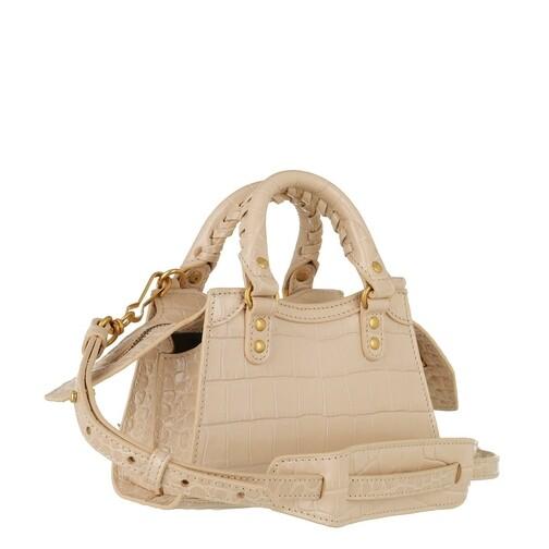 Balenciaga-Crossbody-Bags-Neo-Classic-Nano-Tote-Bag-Leather-in-beige-fuer-Damen-29063440493-1