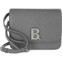 Balenciaga Crossbody Bags - Small B. Crossbody Bag Leather - in grau - für Damen