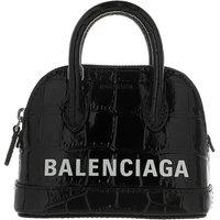 Balenciaga Crossbody Bags - Ville Mini Crossbody Bag - in schwarz - für Damen