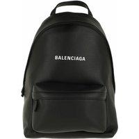 Balenciaga Rucksack - Everyday Backpack Small Leather - in schwarz - für Damen