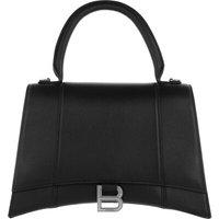 Balenciaga Satchel Bag - Hourglass Medium Satchel Bag Leather - in schwarz - für Damen