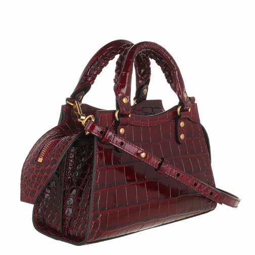 Balenciaga-Satchel-Bag-Neo-Classic-Mini-Top-Handle-Bag-Leather-in-rot-fuer-Damen-30295063371-1