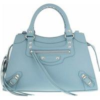 Balenciaga Satchel Bag - Neo Classic Top Handle Bag Leather - in blau - für Damen