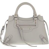 Balenciaga Satchel Bag - Neo Classic Top Handle Bag Leather - in grau - für Damen