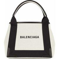 Balenciaga Tote - Borsa Navy Cabas XS AJ Polyamide - in weiß - für Damen
