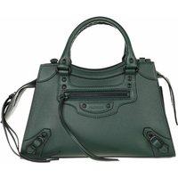 Balenciaga Tote - Neo Classic City Tote Small Leather - in grün - für Damen