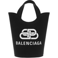 Balenciaga Tote - Small Wave Logo Tote Bag - in schwarz - für Damen