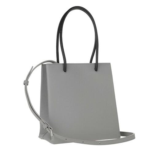 Balenciaga-Totes-XS-Shopping-Bag-in-grau-fuer-Damen-26100845961-1