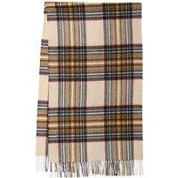 Barbour Tücher & Schals - Lonnen Check Wrap - in beige - für Damen