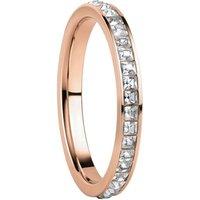 Bering Ring - Women Ring Stainless Steel - in gold - für Damen