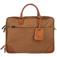 Bric's Aktentaschen - Life Workbag - in braun - für Damen
