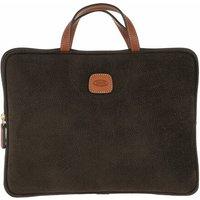 Bric's Laptoptaschen - Life Laptop Bag - in grün - für Damen