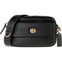 Coach Bauchtaschen - Glovetanned Leather Convertible Waist Pack - in schwarz - für Damen