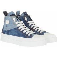 Dolce&Gabbana Sneakers - High Top Portofino Light Sneakers - in blau - für Damen