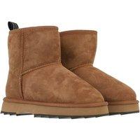 EMU Australia Boots & Stiefeletten - Sharky Mini Boot Sheepskin - in cognac - für Damen