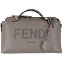 Fendi Bowling Bag - By The Way Bowling Bag Leather - in grau - für Damen