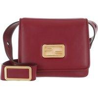 Fendi Crossbody Bags - ID Mini Crossbody Bag - in rot - für Damen