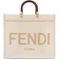 Fendi Crossbody Bags - Sunshine Tote Bag - in weiß - für Damen