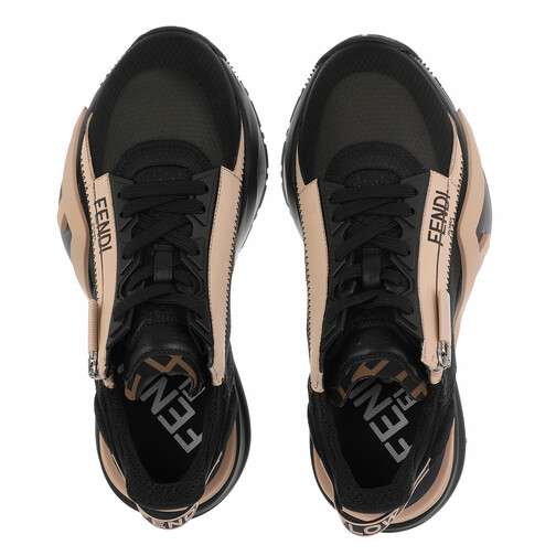 Fendi-Sneakers-Logo-Sneakers-in-schwarz-fuer-Damen-30383105757-1