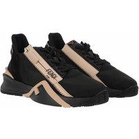 Fendi Sneakers - Logo Sneakers - in schwarz - für Damen