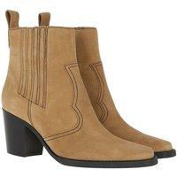 GANNI Boots & Stiefeletten - Ankle Boots - in beige - für Damen