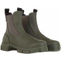GANNI Boots & Stiefeletten - City Boot - in grün - für Damen