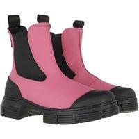 GANNI Boots & Stiefeletten - City Boot - in pink - für Damen