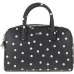 GANNI Bowling Bag – Top Handle Bag – in blau – für Damen